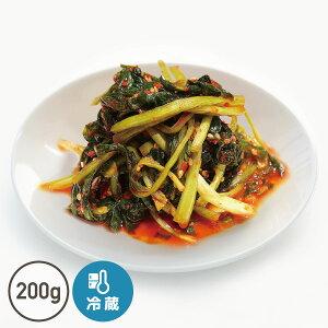 小松菜キムチ(200g)【でりかおんどる】