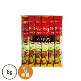 ダシダ「8gX6本入り 」「韓国代表調味料」【でりかおんどる】