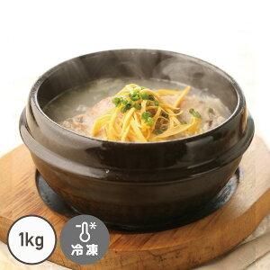 自家製サムゲタン◆参鶏湯◆(1kg/半身)【でりかおんどる】