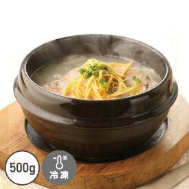 自家製サムゲタン◆参鶏湯◆(500g) 【骨なし】【でりかおんどる】