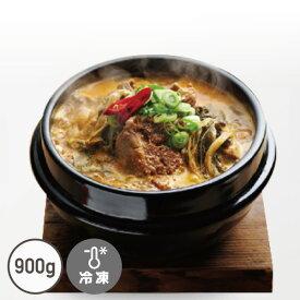 カムジャタン(骨ヘジャンク)(900g) エゴマの粉付き【でりかおんどる】