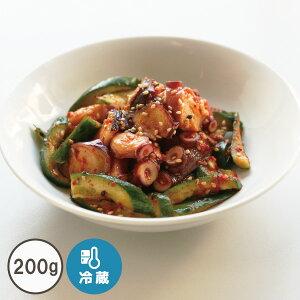 タコキムチ(200g)【でりかおんどる】