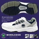【送料無料】【あす楽】WIMBLEDON ウィンブルドン テニスシューズ メンズ 全3色 WM5000 WM-5000 ジュニア オールコー…