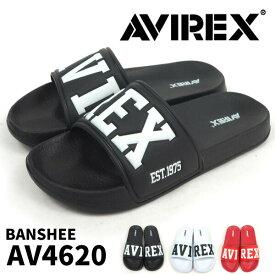アビレックス AVIREX シャワーサンダル BANSHEE MARK バンシーマーク AV4620 メンズ レディース アウトドア レジャー マリンスポーツ 海水浴 プール 街履き
