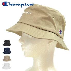 帽子 メンズ レディース チャンピオン Champion スクリプトバケットハット 587-006A バケハ