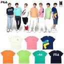 【即納/FILA x BTS L-Holder/確約】フィラ FILA Tシャツ FM9357 メンズ レディース ユニセックス 男女兼用 全7種類 服…