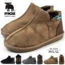 モズ moz ムートン MZ-4530A レディース ブーツ ショートブーツ ミッドカット ミドル丈 冬 ボア カジュアル エルク