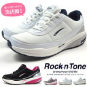 【特価】【あす楽】【送料無料】LA GEAR Rock・n・Tone エルエーギア ロックントーン スニーカー レディース 全3色 LA3042 FLUO トー...