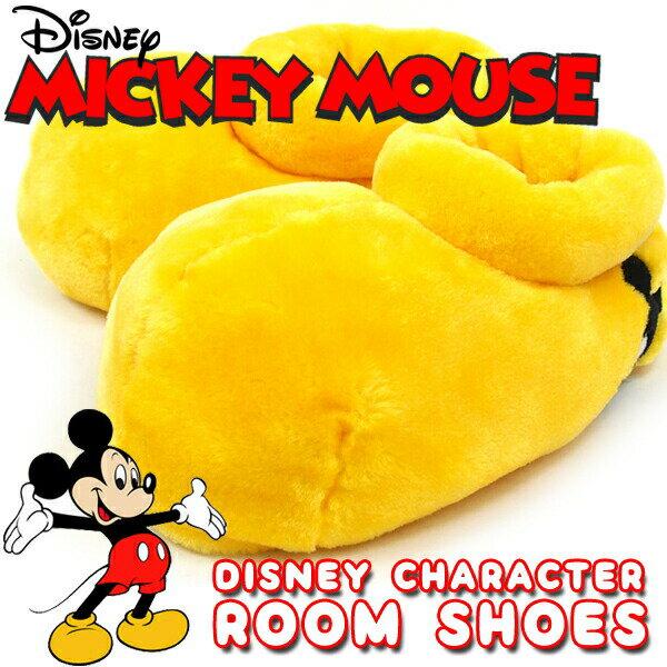 【特価/即納】Disney ディズニー ルームシューズ 282663 キッズ ミッキーマウス 子供 スリッパ ハロウィン 仮装 コスプレ