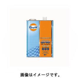 【4L×3缶セット】ガルフ(GULF) アロー/ARROW GT40 100%合成エンジンオイル 5W-40/5W40 1箱