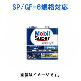 モービル(Mobil) Mobil Super/モービルスーパー K-Concept/K-コンセプト 合成エンジンオイル 5W-30/5W30 SP/GF-6規格 3L×1