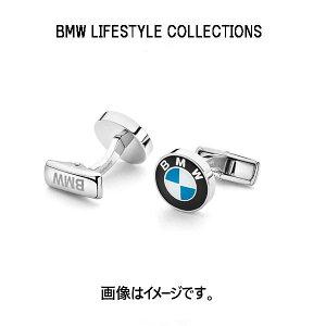 【BMW 正規純正品】ロゴ・カフス・ボタン シルバー 80232466205