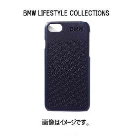 BMW 純正 スマートフォンケース ダークブルー iPhoneXR用 80212466051