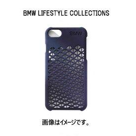 BMW 純正 スマートフォンケース ダークブルー iPhoneXS用 80212466050