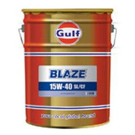 ガルフ(Gulf) BLAZE/ブレイズ 鉱物油 エンジンオイル 15W-40 15W40 20L SL/CF