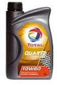 【1L×12缶セット】トタル(TOTAL)クォーツ レーシング 100%化学合成エンジンオイル 10W60/10W-60 1箱