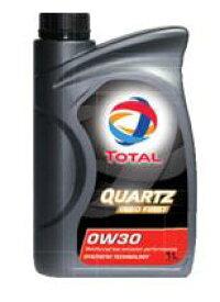 【送料無料】トタル(TOTAL) プジョー純正 エンジンオイル QUARTZ INEO FIRST 0W-30 3W30 20L