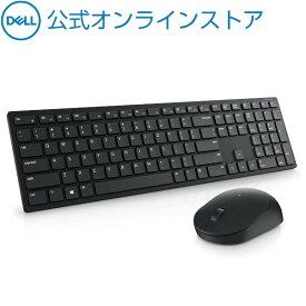 【店内全品P10倍!】Dell公式直販 Dell Pro ワイヤレス キーボードおよびマウス(日本語)KM5221W
