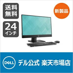 Dell New Inspiron 24 5000 フレームレスデスクトップスタンダード・タッチパネル・Office付