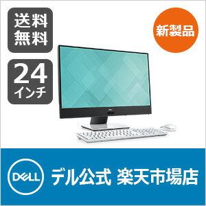 Dell Inspiron 24 5000 デスクトッププラチナ・タッチパネル・Office付