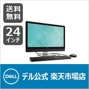 Dell Inspiron 24 5000 デスクトップ プラチナ・タッチパネル・ブルーレイドライブ