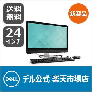 Dell New Inspiron 24 5000 デスクトッププラチナ・タッチパネル