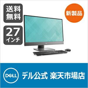 Dell New Inspiron 27 7000 フレームレスデスクトッププレミアム・タッチパネル・Office付