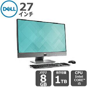 Dell Inspiron 27 7000 フレームレスデスクトッププレミアム・タッチパネル・Office付