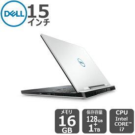 Dell プラチナVR(大容量メモリー・RTX2060搭載)i7 16GB 1TB HDD 128GB SSD 15.6インチ FHD g-series-15-5590-se ゲーミングノートパソコン[新品]