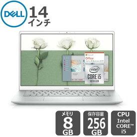 Dell【国内在庫モデル】Windows10搭載 ノートパソコン  Inspiron 5401 14インチ プレミアム (Office Home&Business 付き) i5 8GB[新品・1年保証]