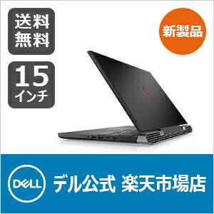 Dell New Inspiron 15 7000 ゲーミング ノートパソコン プレミアム・GTX 1060搭載 VR