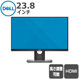 Dell プロフェッショナルシリーズ P2418D 23.8インチワイドモニター