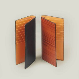 RYU'S ONE 牛革 カードケース 長財布 革 財布 本革 長財布型カードケース 154041 送料無料