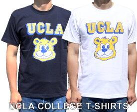 UCLA ロゴ プリント カレッジ Tシャツ アメカジ 21693 「UCLA ROGO PRINT TEE」