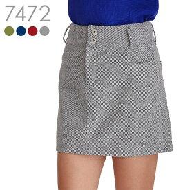 後ろ刺繍入り台形スカート(大きいサイズ)M L レディースゴルフウェア レディースゴルフウエア ゴルフウェア | レディース ゴルフ ウェア ゴルフウエア かわいい スカート 防寒 ゴルフスカート 冬 レディースゴルフ ウエア ゴルフウェアーTL50