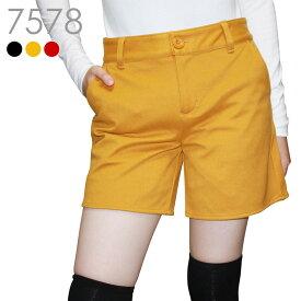 【2020秋冬新作】刺繍入りキュロットM-3Lサイズ対応!秋冬ご指名ボトムスタイツと合わせやすい裏地付きでニーハイとも相性バツグンの着丈!厚みのある生地でボディラインをひろいにくいので、こっそり着やせコーデしたいすべての女子に♪ 20201220wc