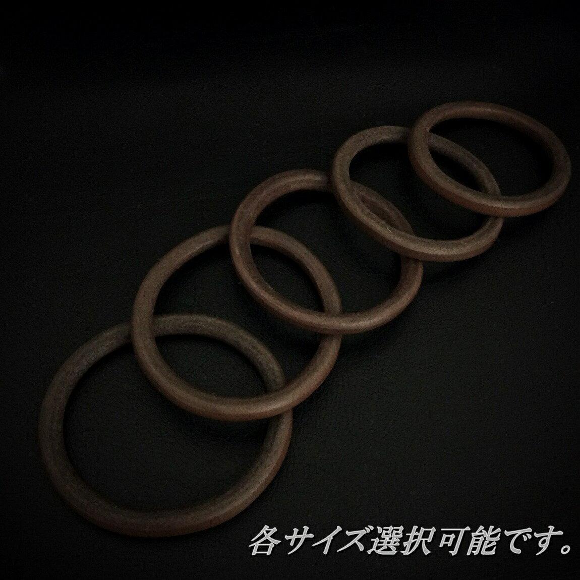 [未使用品] 革ブレス goro's ゴローズ