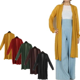 New work gauze T-cloth drape cardigan knit cardigan Lady's camisole dress maternity dress overall all-in-one wide underwear bottoms combinaison