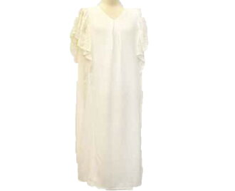 The size small size sleeve knee-length knee length plain fabric wedding ceremony four circle that there is that silent Worth raffle sleeve race reshuffling case dress off V neck dolman of superior grade has a big