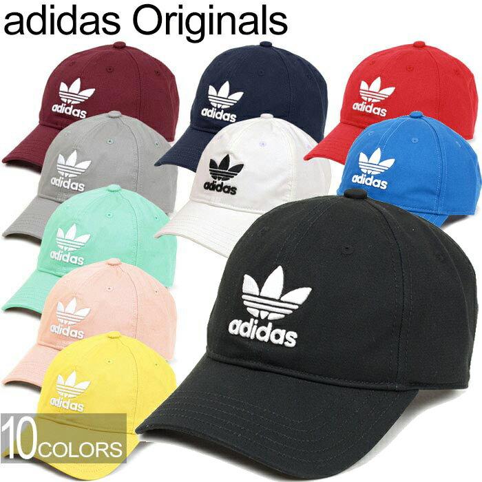 "10%OFFセール adidas Originals アディダス オリジナルス""TREFOIL CAP""トレフォイル キャップ BK7277 BR9720 BK7271 BK7282 CD8804 CD6973 DJ0884 DJ0883 CD6974 CV8143 三つ葉 立体刺繍 ベースボール 帽子 メンズ レディース ユニセックス 10カラー 国内正規"