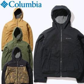 """10%OFFセール Columbia コロンビア PM3753""""LOMA VISTA HOODIE""""ロマビスタ フーディー ジャケット パーカー フリース裏地 アウトドア ストリート メンズ レディース 防寒 中綿 4カラー 国内正規"""