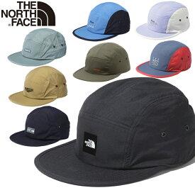 THE NORTH FACE ザ ノースフェイス NN01825 FIVE PANEL CAP 5パネル キャップ キャンプ ジェット ナイロン 撥水 帽子 登山 アウトドア ストリート メンズ レディース ユニセックス 5カラー 国内正規 2021SS