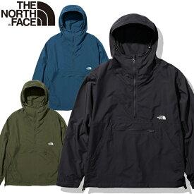 """THE NORTH FACE ザ ノースフェイス NP21735""""COMPACT ANORAK""""コンパクトアノラック ジャケット ウインドブレーカー マウンテンパーカー アウトドア アウター メンズ レディース 3カラー 国内正規"""