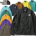 """THE NORTH FACE ザ ノースフェイス NP22030""""THE COACH JACKET""""コーチジャケット ウインドブレーカー スクエアロゴ ワ…"""