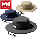 ヘリーハンセン HELLY HANSEN HOC92007 FIELDER HAT フィールダーハット UVケア トレッキング アドベンチャー アウトドア メンズ レデ…
