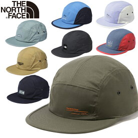 ザ ノースフェイス THE NORTH FACE NN01825 FIVE PANEL CAP 5パネル キャップ キャンプ ジェット ナイロン 撥水 帽子 登山 アウトドア ストリート メンズ レディース ユニセックス 5カラー 国内正規 2021SS