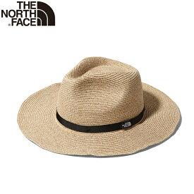 ザ ノースフェイス THE NORTH FACE NNW01924 WOMEN'S WASHABLE BRAID HAT ウォッシャブル ブレイドハット レディース ハット 中折れ 麦わら 帽子 ストロー アウトドア NB ナチュラルベージュ 国内正規 2021SS