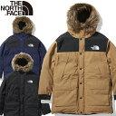 """ザ ノースフェイス THE NORTH FACE ND91935""""MOUNTAIN DOWN COAT""""マウンテン ダウンコート GORE-TEX ゴアテックス 防水…"""