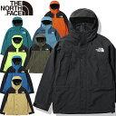 ザ ノースフェイス THE NORTH FACE NP11834 MOUNTAIN LIGHT JACKET (メンズ) マウンテン ライト ジャケット マウンテ…