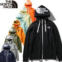 "THE NORTH FACE ザ ノースフェイス NT11930""REARVIEW FULLZIP HOODIE""リアビュー フルジップ フーディー ジップアップ…"